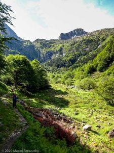 Cirque de Cagateille · Pyrénées, Pyrénées Ariégoises, Couserans, FR · GPS 42°44'57.10'' N 1°17'41.65'' E · Altitude 1122m