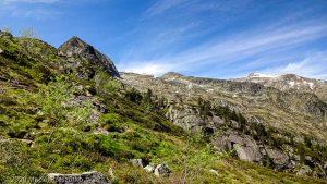Cirque de Cagateille · Pyrénées, Pyrénées Ariégoises, Couserans, FR · GPS 42°44'10.10'' N 1°18'17.77'' E · Altitude 1687m