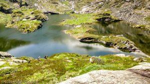 Étang de la Hilette · Pyrénées, Pyrénées Ariégoises, Couserans, FR · GPS 42°44'3.28'' N 1°18'13.44'' E · Altitude 1791m