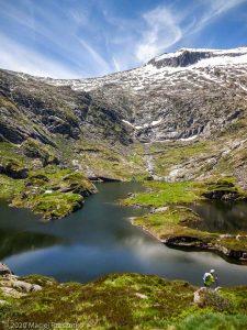 Étang de la Hilette · Pyrénées, Pyrénées Ariégoises, Couserans, FR · GPS 42°44'3.07'' N 1°18'13.45'' E · Altitude 1790m