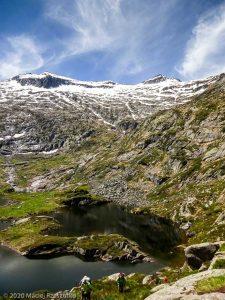 Étang de la Hilette · Pyrénées, Pyrénées Ariégoises, Couserans, FR · GPS 42°44'3.06'' N 1°18'13.45'' E · Altitude 1790m