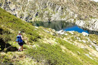 Étang d'Alet · Pyrénées, Pyrénées Ariégoises, Couserans, FR · GPS 42°44'6.03'' N 1°17'10.95'' E · Altitude 1960m