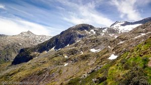 Étang d'Alet · Pyrénées, Pyrénées Ariégoises, Couserans, FR · GPS 42°44'6.09'' N 1°17'10.98'' E · Altitude 1961m