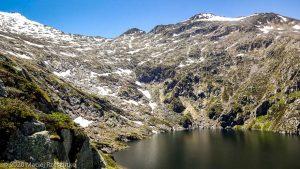 Étang d'Alet · Pyrénées, Pyrénées Ariégoises, Couserans, FR · GPS 42°44'9.99'' N 1°17'6.33'' E · Altitude 1904m