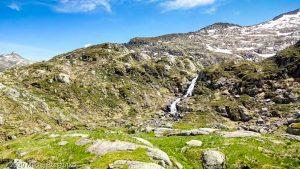 Étang d'Alet · Pyrénées, Pyrénées Ariégoises, Couserans, FR · GPS 42°44'20.41'' N 1°16'49.19'' E · Altitude 1830m