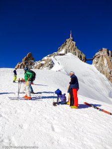 Aiguille du Midi · Alpes, Massif du Mont-Blanc, FR · GPS 45°52'48.24'' N 6°53'23.54'' E · Altitude 3711m