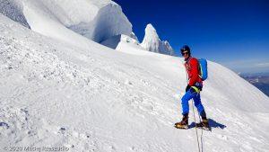 Face Nord du Tacul · Alpes, Massif du Mont-Blanc, FR · GPS 45°51'45.60'' N 6°53'1.35'' E · Altitude 3778m