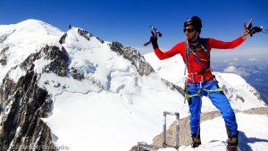 Mont Blanc du Tacul · Alpes, Massif du Mont-Blanc, FR · GPS 45°51'23.85'' N 6°53'16.56'' E · Altitude 4248m