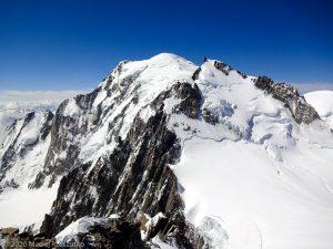Mont Blanc du Tacul · Alpes, Massif du Mont-Blanc, FR · GPS 45°51'23.86'' N 6°53'16.59'' E · Altitude 4248m