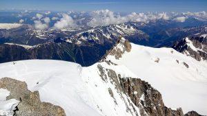 Mont Blanc du Tacul · Alpes, Massif du Mont-Blanc, FR · GPS 45°51'23.88'' N 6°53'16.55'' E · Altitude 4248m