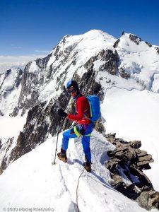 Mont Blanc du Tacul · Alpes, Massif du Mont-Blanc, FR · GPS 45°51'23.26'' N 6°53'16.39'' E · Altitude 4248m
