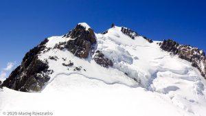 Épaule du Tacul · Alpes, Massif du Mont-Blanc, FR · GPS 45°51'17.81'' N 6°53'0.79'' E · Altitude 4055m