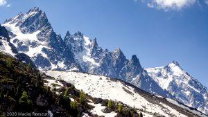 Plan de l'Aiguille · Alpes, Massif du Mont-Blanc, Vallée de Chamonix, FR · GPS 45°55'14.55'' N 6°54'17.75'' E · Altitude 2075m
