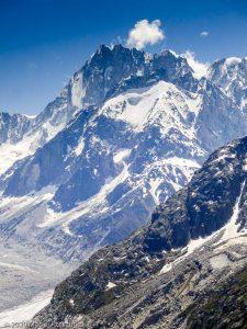 Signal Forbes · Alpes, Massif du Mont-Blanc, Vallée de Chamonix, FR · GPS 45°55'40.68'' N 6°54'47.22'' E · Altitude 2179m