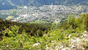 KMV de Chamonix · Alpes, Aiguilles Rouges, FR · GPS 45°56'0.35'' N 6°51'16.94'' E · Altitude 1824m