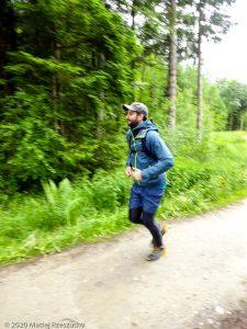 Stage Trail Découverte J1 · Alpes, Massif du Mont-Blanc, Vallée de Chamonix, FR · GPS 45°55'47.87'' N 6°52'40.88'' E · Altitude 1047m