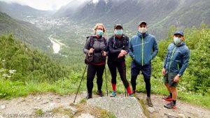 Stage Trail Découverte J1 · Alpes, Massif du Mont-Blanc, Vallée de Chamonix, FR · GPS 45°56'55.32'' N 6°54'56.69'' E · Altitude 1459m
