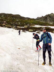Stage Trail Découverte J2 · Préalpes de Haute-Savoie, Aiguilles Rouges, Vallée de Chamonix, FR · GPS 45°56'30.00'' N 6°51'0.04'' E · Altitude 1970m