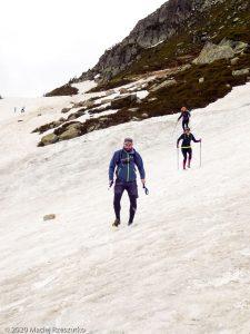 Stage Trail Découverte J2 · Préalpes de Haute-Savoie, Aiguilles Rouges, Vallée de Chamonix, FR · GPS 45°56'31.02'' N 6°51'2.01'' E · Altitude 1956m