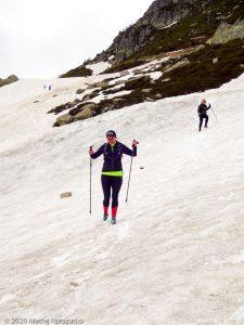 Stage Trail Découverte J2 · Préalpes de Haute-Savoie, Aiguilles Rouges, Vallée de Chamonix, FR · GPS 45°56'31.35'' N 6°51'2.42'' E · Altitude 1951m