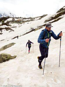 Stage Trail Découverte J2 · Préalpes de Haute-Savoie, Aiguilles Rouges, Vallée de Chamonix, FR · GPS 45°56'33.34'' N 6°51'1.58'' E · Altitude 1957m