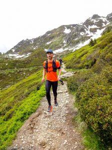 Stage Trail Découverte J2 · Préalpes de Haute-Savoie, Aiguilles Rouges, Vallée de Chamonix, FR · GPS 45°56'43.40'' N 6°51'17.68'' E · Altitude 1901m