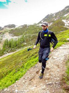 Stage Trail Découverte J2 · Préalpes de Haute-Savoie, Aiguilles Rouges, Vallée de Chamonix, FR · GPS 45°56'43.79'' N 6°51'18.55'' E · Altitude 1899m