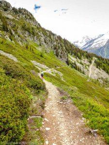 Stage Trail Découverte J2 · Préalpes de Haute-Savoie, Aiguilles Rouges, Vallée de Chamonix, FR · GPS 45°56'44.65'' N 6°51'20.47'' E · Altitude 1892m