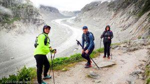 Stage Trail Découverte J3 · Alpes, Massif du Mont-Blanc, Vallée de Chamonix, FR · GPS 45°55'39.76'' N 6°55'8.90'' E · Altitude 1838m