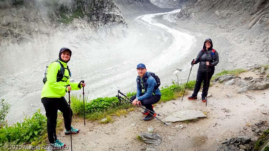 Stage Trail Découverte J3 · Alpes, Massif du Mont-Blanc, Vallée de Chamonix, FR · GPS 45°55'39.75'' N 6°55'8.90'' E · Altitude 1838m