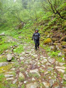 Stage Trail Découverte J3 · Alpes, Massif du Mont-Blanc, Vallée de Chamonix, FR · GPS 45°55'58.14'' N 6°54'32.13'' E · Altitude 1745m
