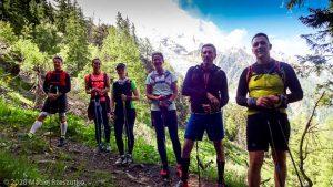 Stage Trail Initiation J1 · Alpes, Massif du Mont-Blanc, Vallée de Chamonix, FR · GPS 45°54'13.08'' N 6°52'23.14'' E · Altitude 1725m