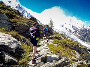 Stage Trail Initiation J1 · Alpes, Massif du Mont-Blanc, Vallée de Chamonix, FR · GPS 45°54'19.53'' N 6°52'52.87'' E · Altitude 2105m
