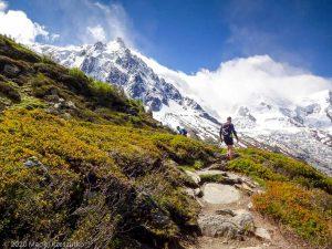 Stage Trail Initiation J1 · Alpes, Massif du Mont-Blanc, Vallée de Chamonix, FR · GPS 45°54'16.18'' N 6°52'50.46'' E · Altitude 2110m