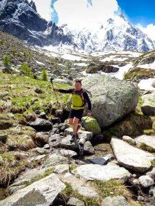 Stage Trail Initiation J1 · Alpes, Massif du Mont-Blanc, Vallée de Chamonix, FR · GPS 45°54'23.16'' N 6°53'24.44'' E · Altitude 2132m