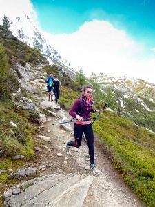 Stage Trail Initiation J1 · Alpes, Massif du Mont-Blanc, Vallée de Chamonix, FR · GPS 45°54'44.50'' N 6°53'50.00'' E · Altitude 2128m