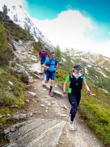 Stage Trail Initiation J1 · Alpes, Massif du Mont-Blanc, Vallée de Chamonix, FR · GPS 45°54'44.64'' N 6°53'50.06'' E · Altitude 2127m