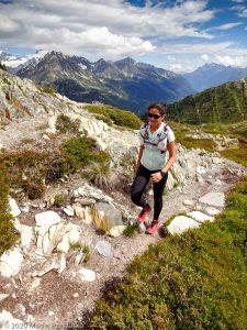 Stage Trail Initiation J2 · Alpes, Massif du Mont-Blanc, Vallée de Chamonix, FR · GPS 46°1'20.70'' N 6°56'42.18'' E · Altitude 2068m