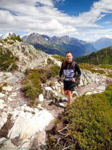Stage Trail Initiation J2 · Alpes, Massif du Mont-Blanc, Vallée de Chamonix, FR · GPS 46°1'20.60'' N 6°56'41.96'' E · Altitude 2070m