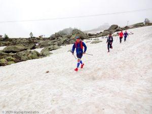 Stage Trail Initiation J3 · Alpes, Aiguilles Rouges, Vallée de Chamonix, FR · GPS 45°56'23.89'' N 6°50'59.04'' E · Altitude 2006m