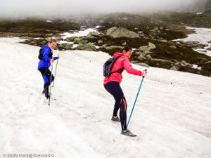 Stage Trail Initiation J3 · Alpes, Aiguilles Rouges, Vallée de Chamonix, FR · GPS 45°56'27.68'' N 6°51'1.63'' E · Altitude 1966m
