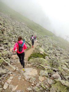 Stage Trail Initiation J3 · Alpes, Aiguilles Rouges, Vallée de Chamonix, FR · GPS 45°56'45.93'' N 6°51'24.35'' E · Altitude 1882m