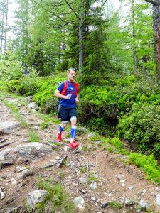 Stage Trail Initiation J3 · Alpes, Aiguilles Rouges, Vallée de Chamonix, FR · GPS 45°57'53.64'' N 6°53'39.77'' E · Altitude 1692m
