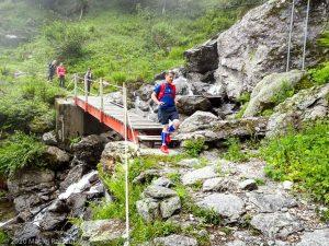 Stage Trail Initiation J3 · Alpes, Aiguilles Rouges, Vallée de Chamonix, FR · GPS 45°58'19.13'' N 6°54'22.27'' E · Altitude 1474m