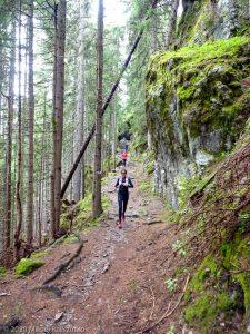 Stage Trail Initiation J3 · Alpes, Aiguilles Rouges, Vallée de Chamonix, FR · GPS 45°58'49.79'' N 6°55'14.02'' E · Altitude 1307m