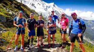 WE Choc Modéré J1 · Alpes, Massif du Mont-Blanc, Vallée de Chamonix, FR · GPS 45°54'18.43'' N 6°52'50.62'' E · Altitude 2101m