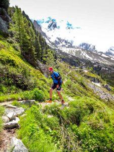 WE Choc Modéré J1 · Alpes, Massif du Mont-Blanc, Vallée de Chamonix, FR · GPS 45°55'23.15'' N 6°54'19.46'' E · Altitude 2059m