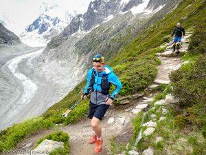 WE Choc Modéré J1 · Alpes, Massif du Mont-Blanc, Vallée de Chamonix, FR · GPS 45°55'41.12'' N 6°54'54.90'' E · Altitude 2081m