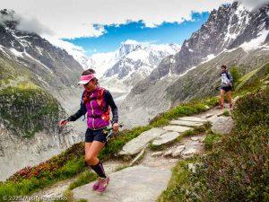 WE Choc Modéré J1 · Alpes, Massif du Mont-Blanc, Vallée de Chamonix, FR · GPS 45°55'45.46'' N 6°54'56.60'' E · Altitude 2047m