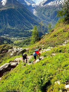 WE Choc Modéré J2 · Alpes, Aiguilles Rouges, Vallée de Chamonix, FR · GPS 45°59'58.74'' N 6°55'0.76'' E · Altitude 1780m